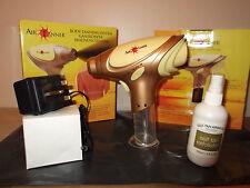 Pro Air Tan home tanning airbrush gun kit. spray & glow sun bake & exfoliator