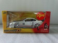 Jada Option D Nissan Silvia S15 Drift White! 1:24 Scale Diecast Import Racer Car