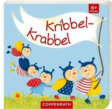 Mein liebster Fingerpuppen-Handschuh: Kribbel-Krabbel (2017, Gebundene Ausgabe)