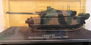 Altaya DeAgostini 1:72 Panzer /Tank Leclerc T5