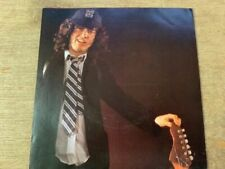 AC/DC 45 RPM Speed Vinyl Records