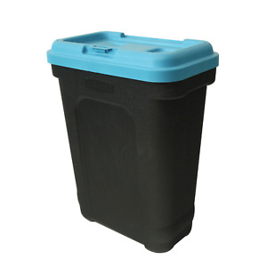 LARGE 14 KG AIRTIGHT PET FOOD CONTAINER STORAGE BIN BOX CAT DOG BISCUIT DRY FOOD