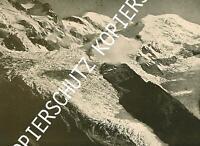 Montblanc - Eiswelt am Berg  - um 1910                Y 37-4