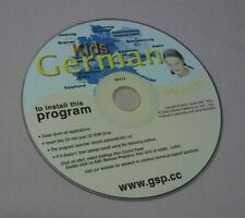 Kids German PC (CD-ROM, 2003)