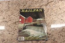 Railfan & Railroad Magazine Fall 1976 O Winston Link Photography Conrail Changes