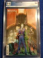BATMAN #89, 3rd PRINT ( 1st APP. OF PUNCHLINE) DC COMICS 2020 PGX 9.6