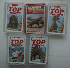 Strategy Top Trumps Contemporary Card Games