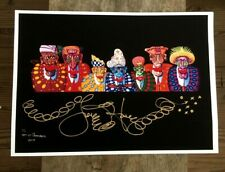 The Blimp Pilots, Fine Art Giclee, Jamie Hayes New Orleans, signed Zeppelin