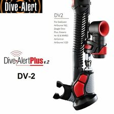 DiveAlert Plus v.2 DV2 Noise Maker pneumatic signaling device dive gear