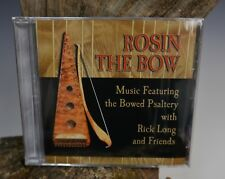 "Bowed Psaltery Music CD - ""Rosin the Bow"" with Rick long and Friends"