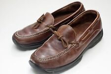 Cole Haan 10 Brown Moccasin Boat Shoes Men's
