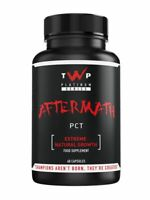 TWP Nutrition Aftermath PCT Testosterone booster  Extreme Natural Growth (2019)