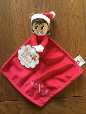 Elf on The Shelf Christmas Rare Baby My First 1st Girl Small Security Blanket