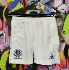 Everton Fc The Blues Football Soccer Training Shorts Le Coq Sportif Youth Size M