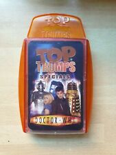 Top Trumps     SPECIALS    DOCTOR  WHO       FULL SET   2006