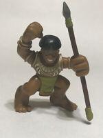 """2008 Indiana Jones Tribal Warrior 2.25"""" Hasbro Adventure Heroes Action Figure"""