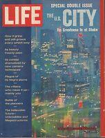 Life Magazine December 24 1965 Birthday The U.S. City VG 051816DBE