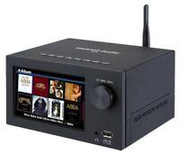 """Cocktail Audio X14 schwarz, 2TB 2,5"""" Festplatte, Verstärker mit Streaming,Intern"""