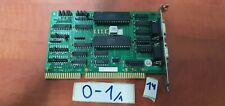 ISA DCI-941216 PC COM 2 PORT CARD GRAPHIC CARD