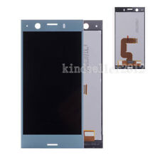 BLUE For  Original Sony Xperia XZ1 Compact  Lcd Screen Display Digitizer Touch
