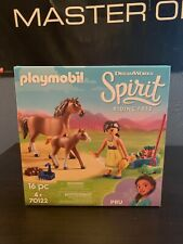 Playmobil Spirit Riding Free 70122 Pru with Horse & Foal Dreamworks New Sealed