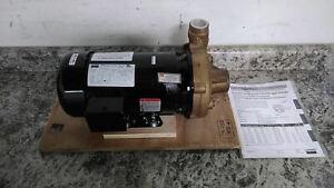 Dayton 2ZXA6 2 HP 3450 RPM 208 to 240/480VAC Straight Centrifugal High Head Pump