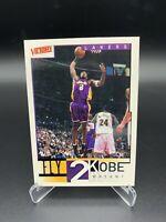 """Kobe Bryant 2000-01 Upperdeck Victory """"FLY 2 KOBE"""" Card #304 NMMT Lakers"""