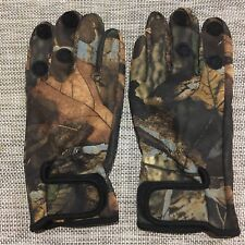 Fly Fishing Gloves Durable Neoprene Slit Finger Extra Large Brand New.
