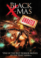 Black X-Mas (2006 Katie Cassidy) (Black Christmas) (Unrated Version) DVD NEW