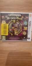 NINTENDO SEALED Professor Layton and the Miracle Mask Nintendo 3DS 2DS New