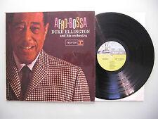 Duke Ellington And His Orchestra - Afro-Boss,UK'63, LP,Tri-color-R..,Vinyl: vg++
