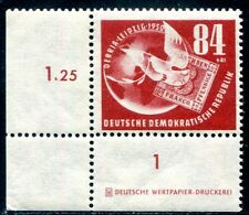 DDR 1950 260DV ** POSTFRISCH DRUCKVERMERK 220€(D5147