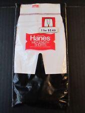 Vintage Hanes Mid Length Shorts briefs size 28 deadstock underwear