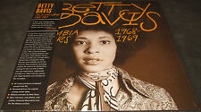 """BETTY DAVIS """"The Columbia Years 1968-1969"""" (LP) (mostly unreleased music)"""