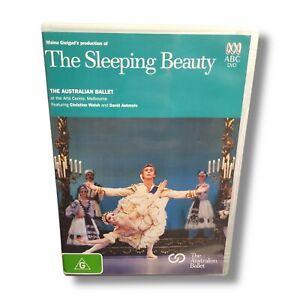 Sleeping Beauty - The Australian Ballet - ABC DVD Region 4 - VGC + Free AU Post