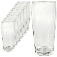 12x Arcoroc Bierglas Willibecher 0.4 L Biergläser Willi Becher Bier Glas geeicht