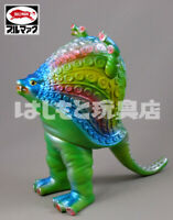 Bullmark Tacong Kaiju Soft Vinyl Sofubi Figure Monster green Ultraman JP
