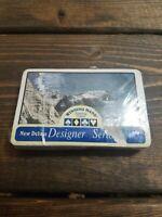 Vintage Winning Hand Playing Cards Designer Series Ocean Coast Theme New