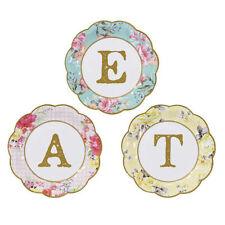 Alice in Wonderland Paper 10-50 Party Tableware