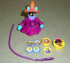 > He Man Masters of the Universe Orko Figure w/ Rip Cord & Complete Magic Coins