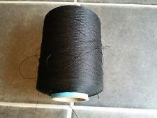 Zwirn Sattlergarn Schustergarn Zwibond 20/3 (0 5 Mm) schwarz 100m