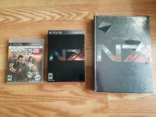 Mass Effect 3 Collector's Edition/Strategy Guide/Mass Effect 2 -- Brand New