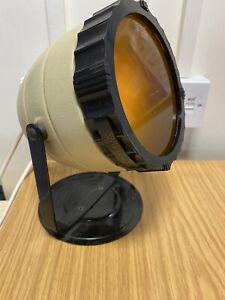 Vintage Kodak Beehive Darkroom Safelight On Base