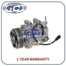 A/C Compressor Fits Honda Civic 2012-2015 L4 1.8L OEM TRSE09 97584