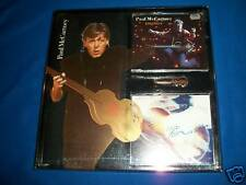 PAUL McCartney TRIPPING the LIVE FANTASTIC French Virgin BOX SET LTD ED 211/3000