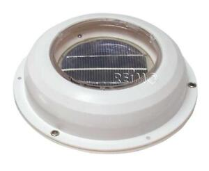 Solarventilator -   Starker Lüfter, mit Sonnenenergie