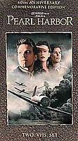 Pearl Harbor [VHS] 60th Anniversary Edition (2 Tape Set) Ben Affleck