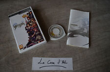 Dissidia  012 Duodecim Final Fantasy sur Playstation Portable - PSP - FR TBE