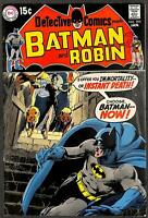 Detective Comics #395 1st Denny O'Neil & Neil Adams Batman Story FN-