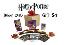 HARRY POTTER BERTIE BOTT'S GIFT SET. GIANT SLUG,SPIDER, SNAKE CANDY. MOVIE CARDS
